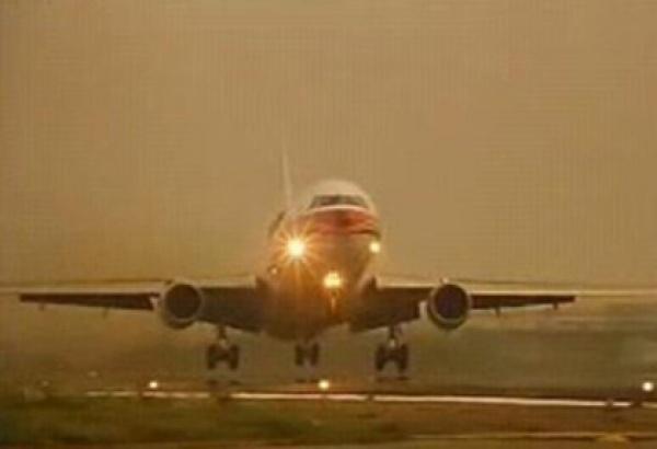 梦见坐飞机迫降