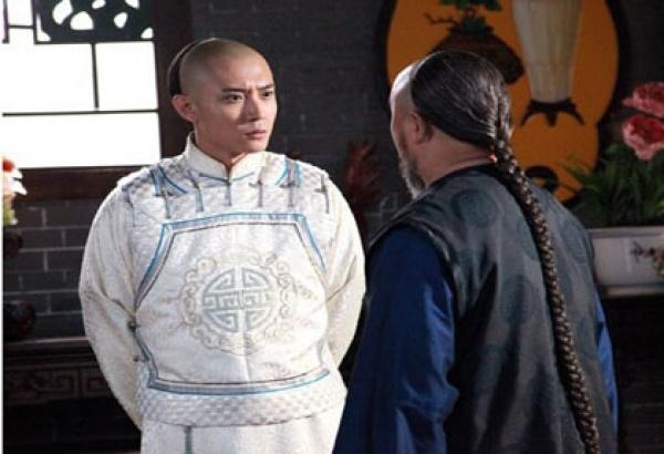 《咏春传奇》是根据流失于民间的真实武侠传奇故事改编.图片